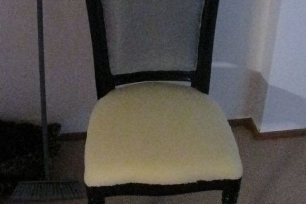 Upholstery- Chair